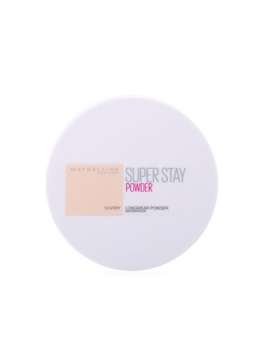 Maybelline Superstay 24H Pudra - 10 Ivory Pembe